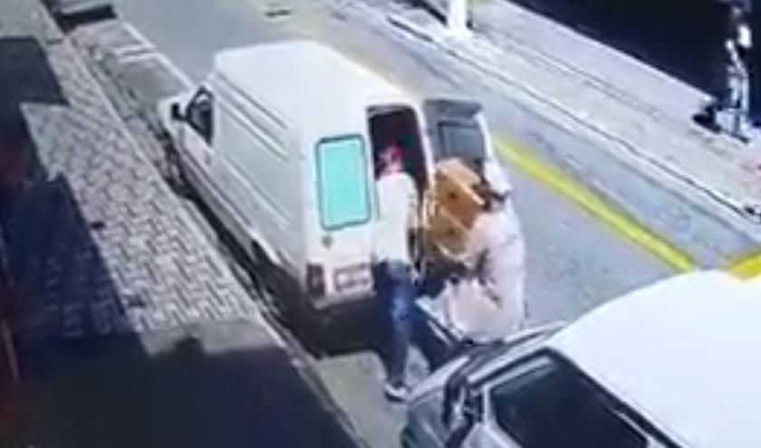furto de carga
