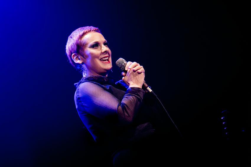 cantora italiana